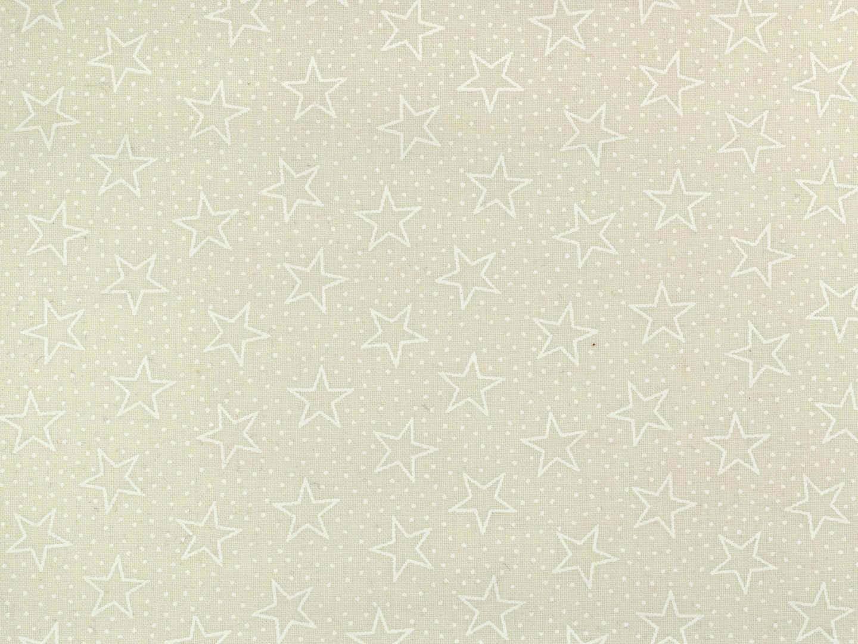 Tone on Tone - Cream Stars -BD-49186
