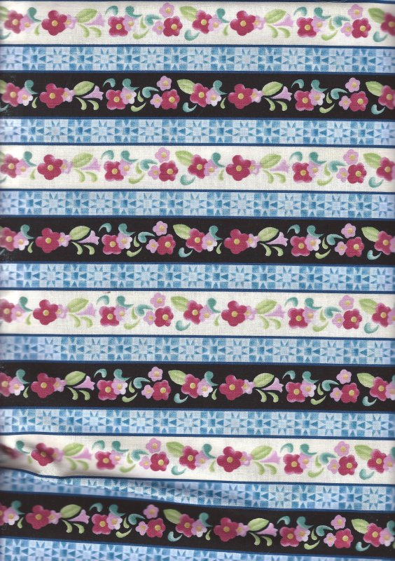Crafty Fairies 21813 - JB Quilting Treasure100% Cotton Fabric