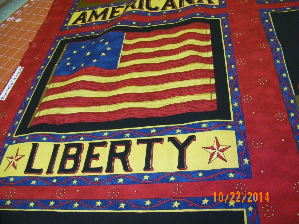 Liberty by Deb Strain 665-1 Moda  100% Cotton Fabric