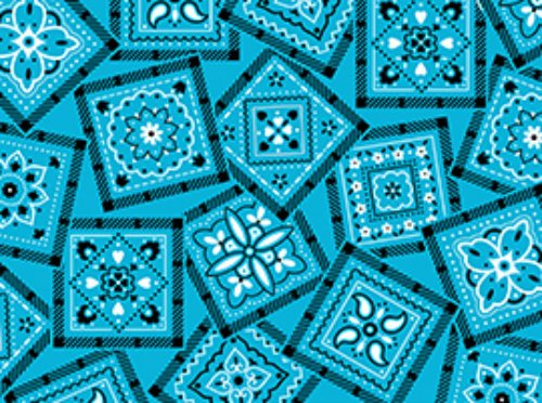 Best Bandannas 22260-B by Quilting Treasures