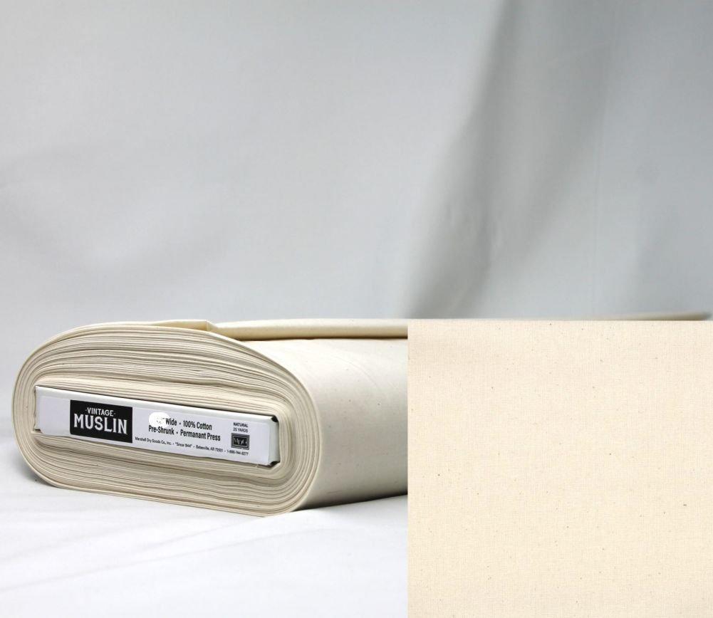 Vintage Muslin 108  Natural  -180088
