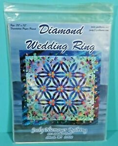Diamond Wedding Ring pattern