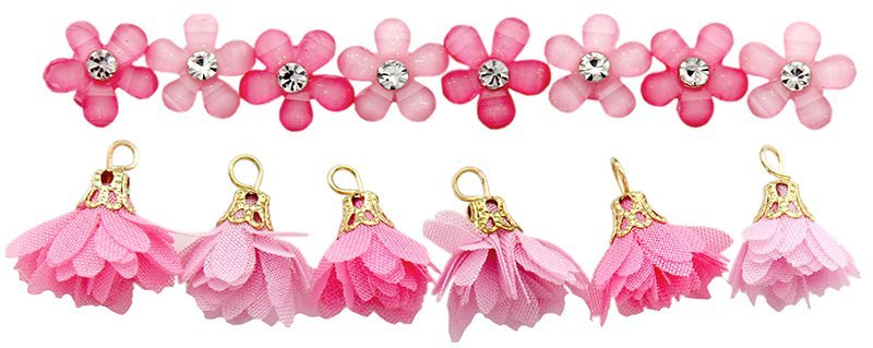 Flower Combo - Pink