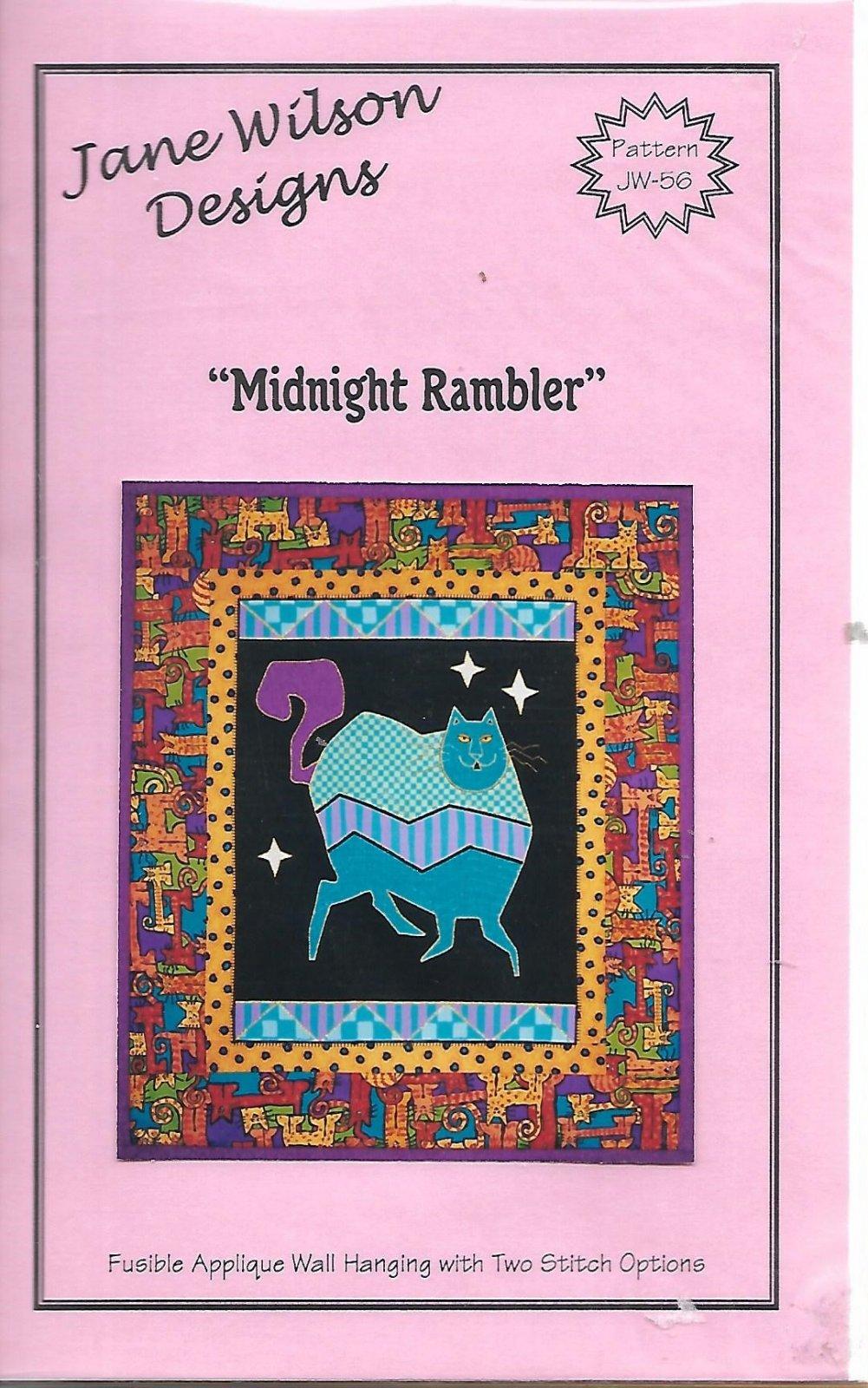 Midnight Rambler J-56