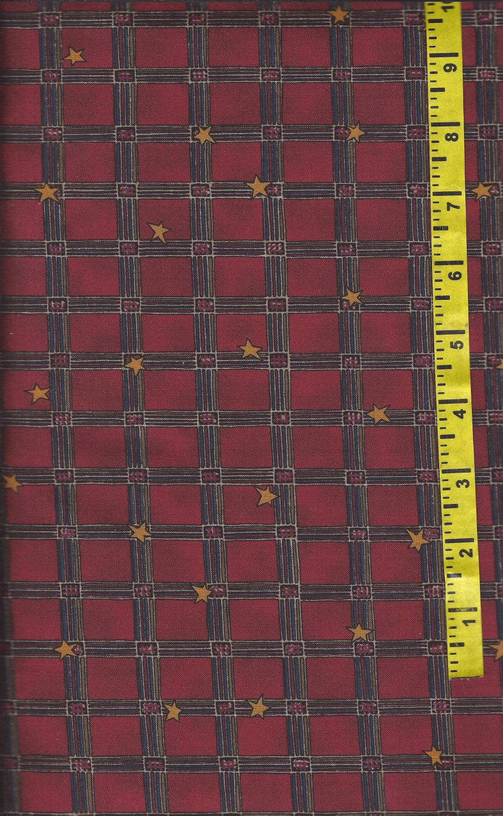 Country Threads 493 87  100% Cotton Fabric