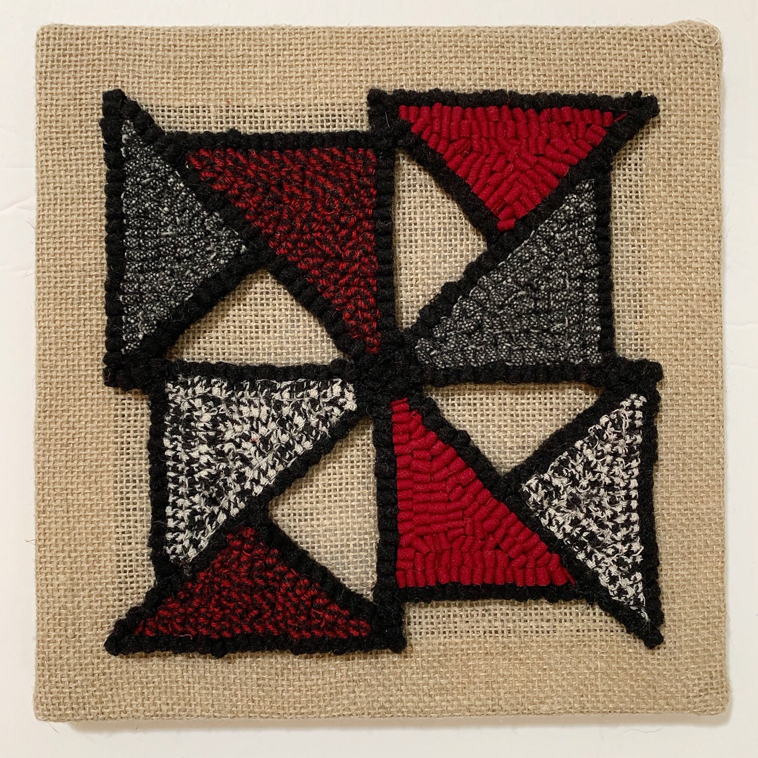 Traditional Rug Hooking Beginners Class