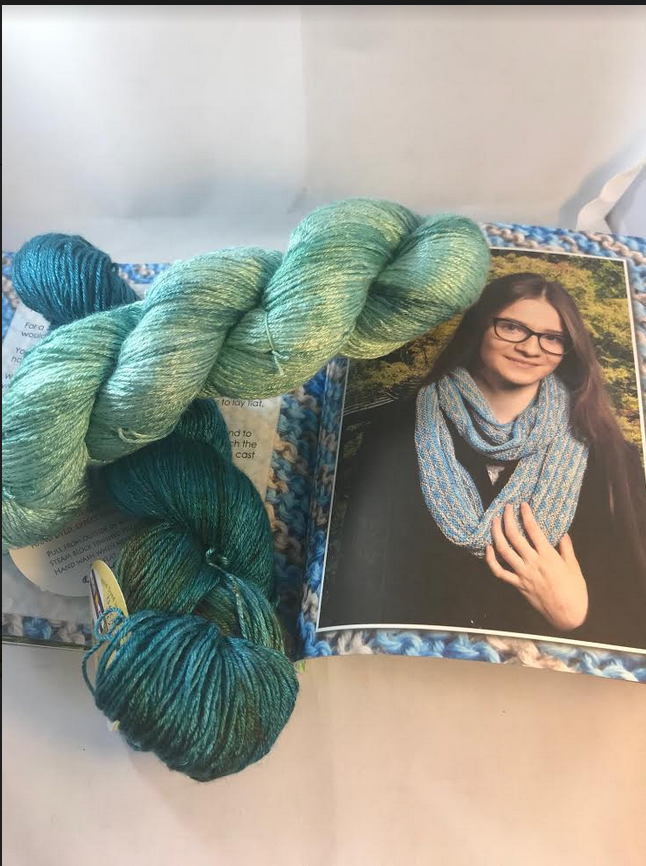The Little Gift Cowl Set