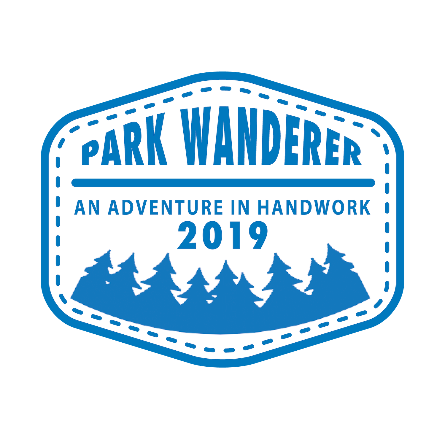 Park Wanderer Needle Point