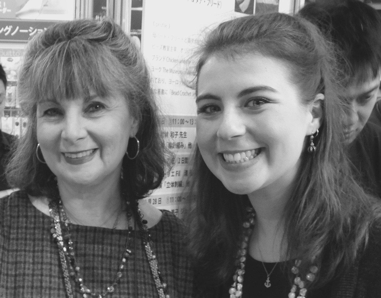Fiberside Chats: Dana Fiddes & Bert Freed: Bead Crochet Jewelry October 30th