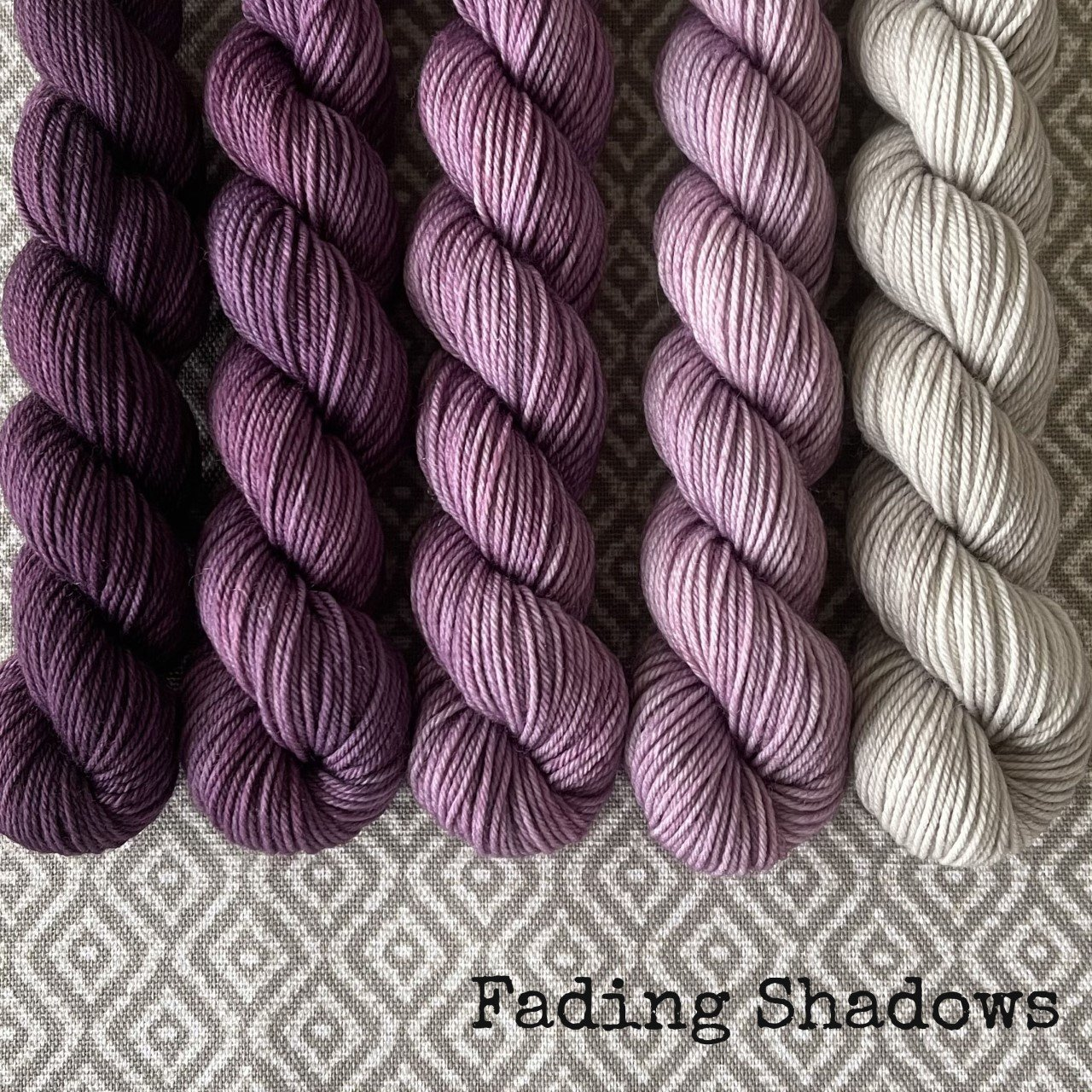 Fading Shadows Simply Sock 5-Pack