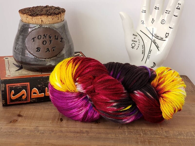 Super Moon Worsted