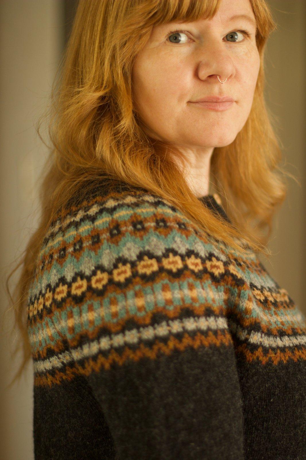 CLOSED Fiberside Chats: Gudrun Johnston April 10th