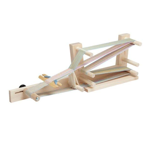 Inkle Loom with Belt Shuttle