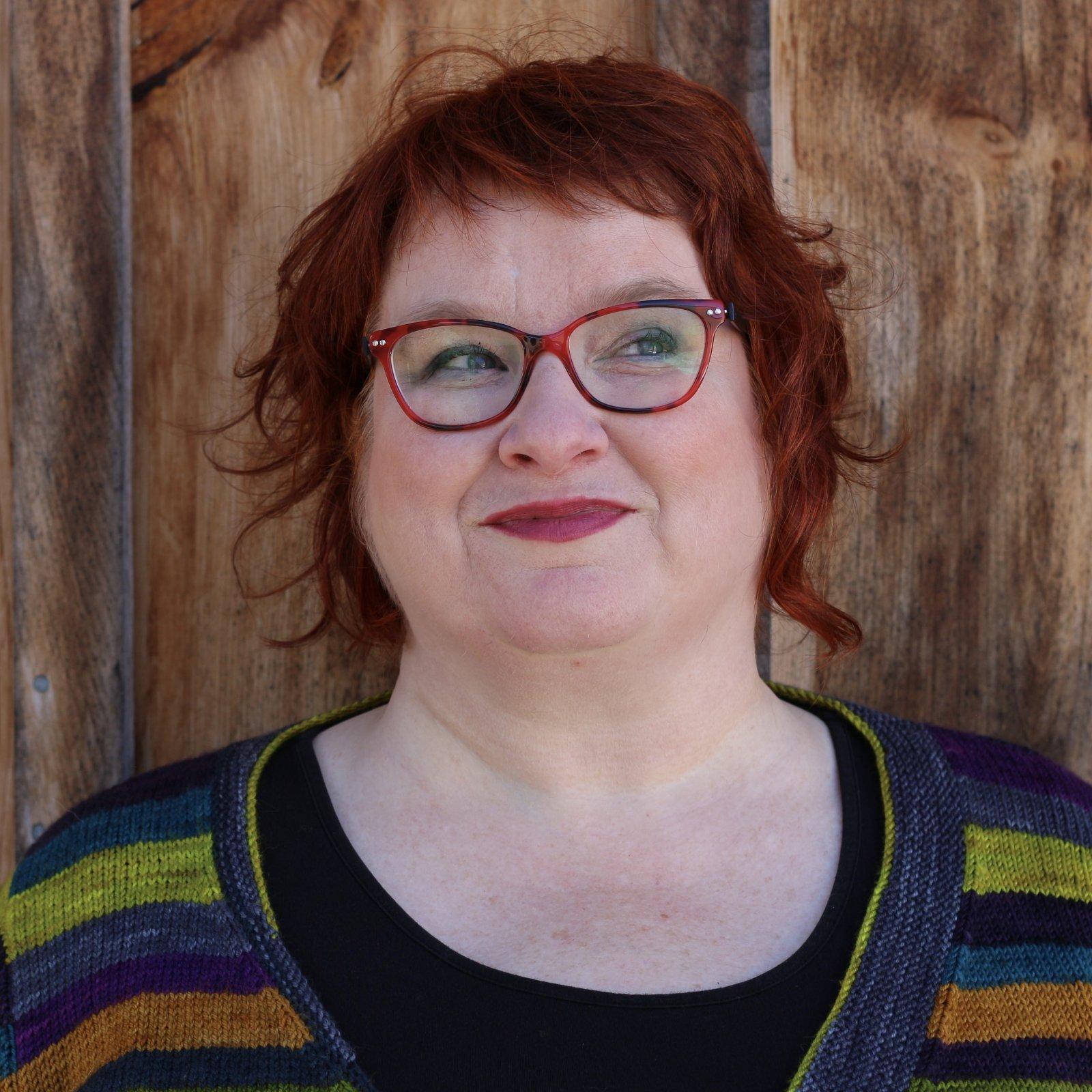 Fiberside Chats: Kim McBrien Evans