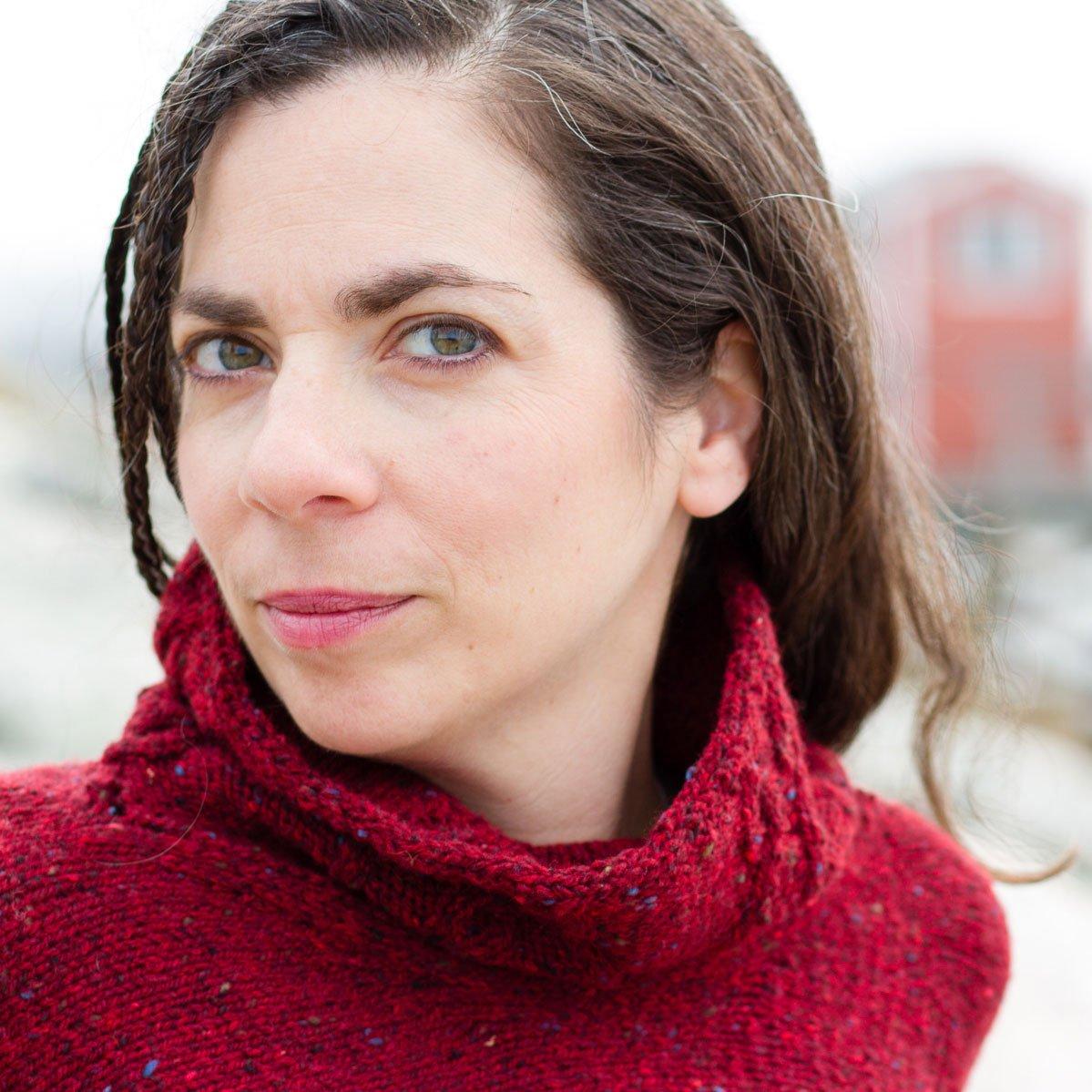 Fiberside Chats:  Laura Nelkin December 4th