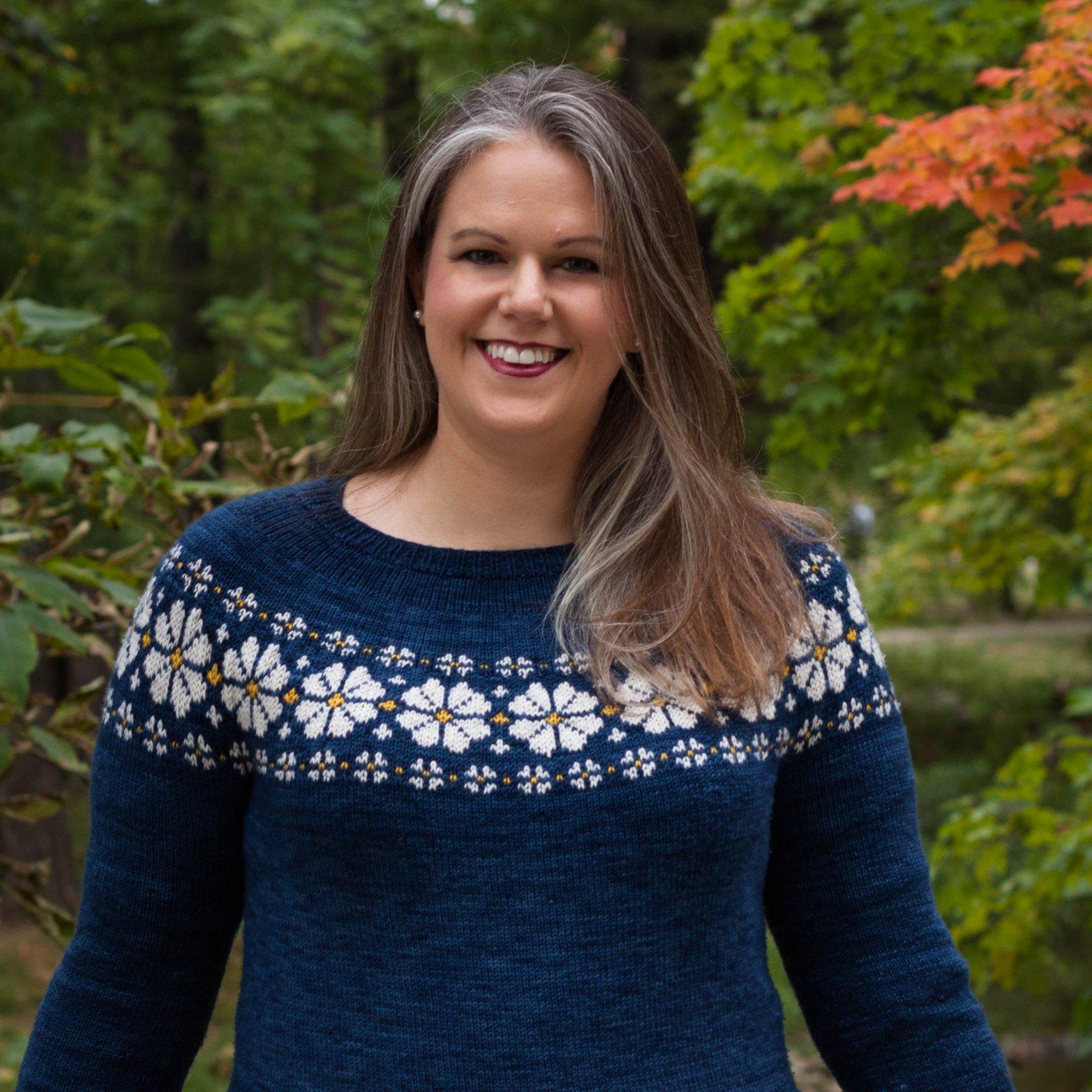 Fiberside Chats: Lisa K. Ross of Paper Daisy Creations October 30th