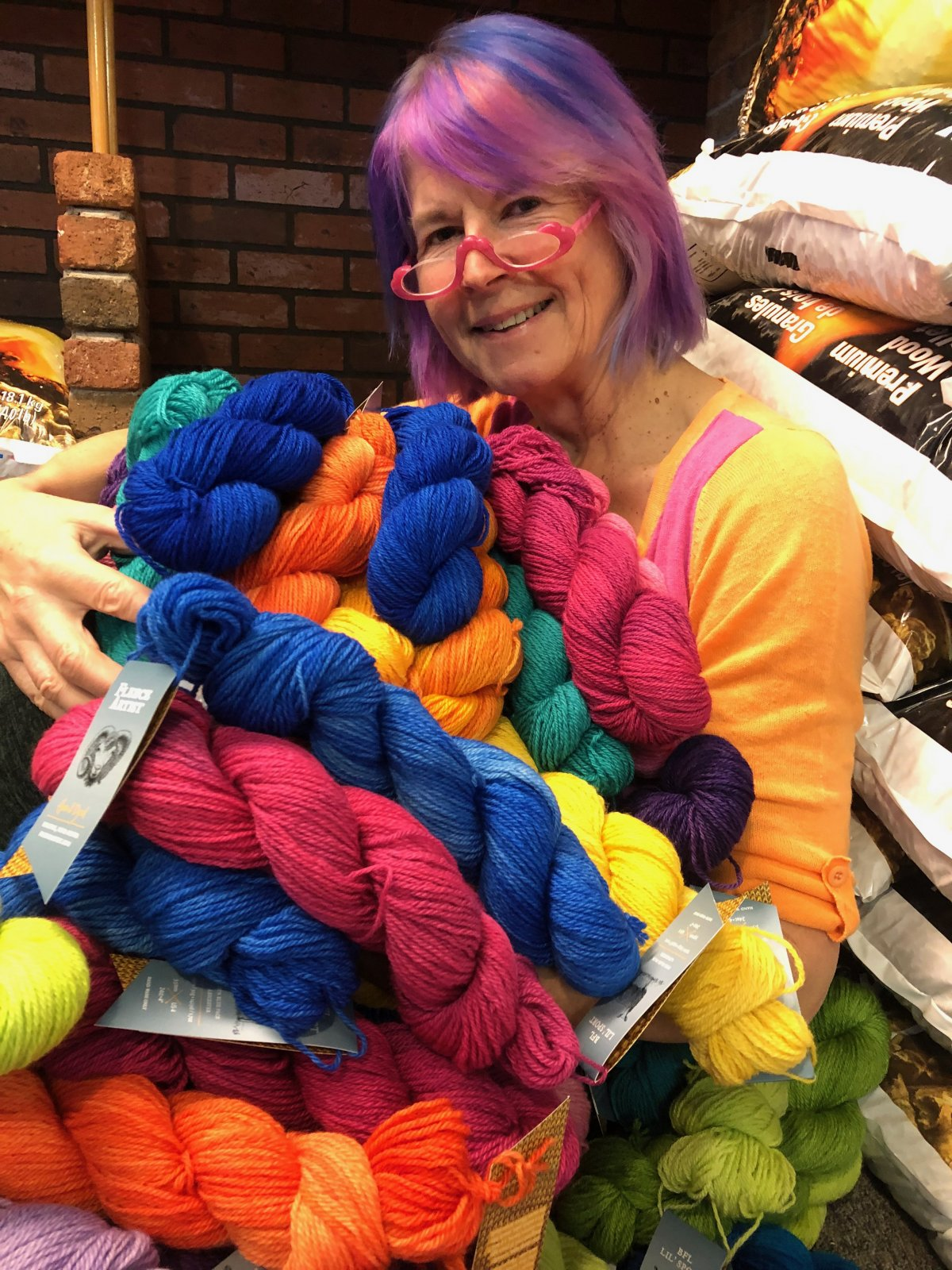Fiberside Chats: Lucy Neatby September 26th