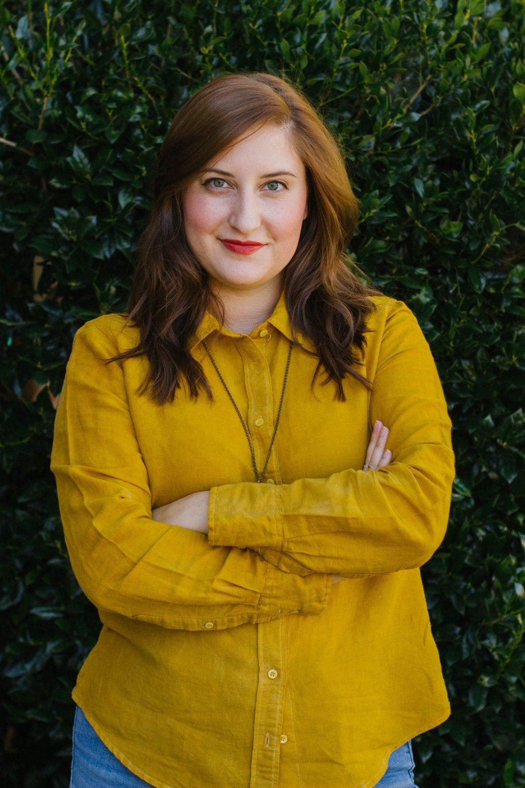 Fiberside Chats: Hannah Thiessen June 20th