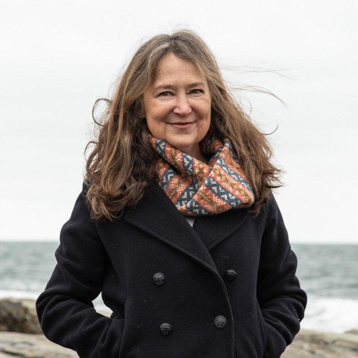 CLOSED Fiberside Chats:  Mary Jane Mucklestone Oct 25th