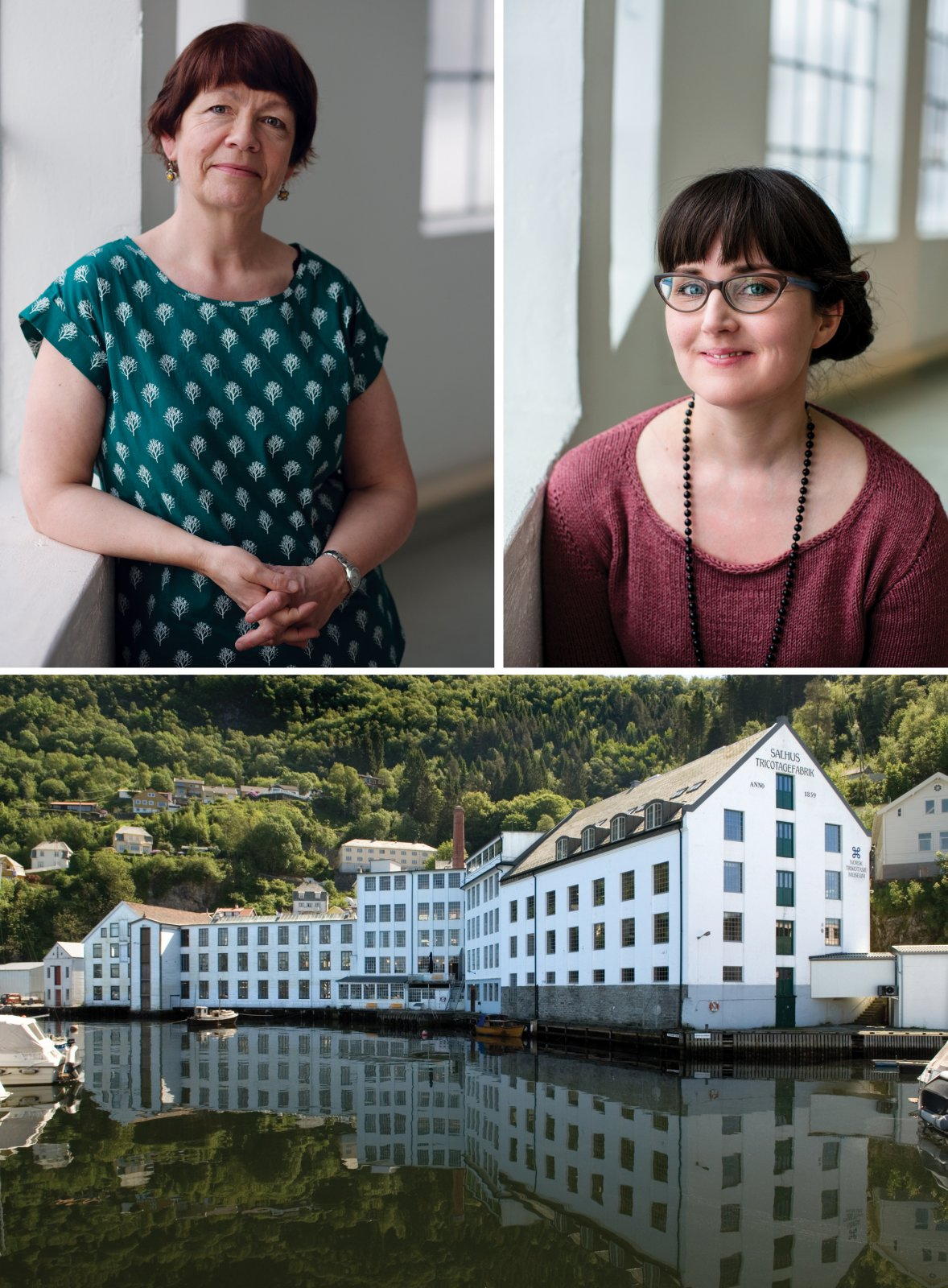 CLOSED Fiberside Chats: Travel to Norway - Traditional Knitting Designs, February 6th