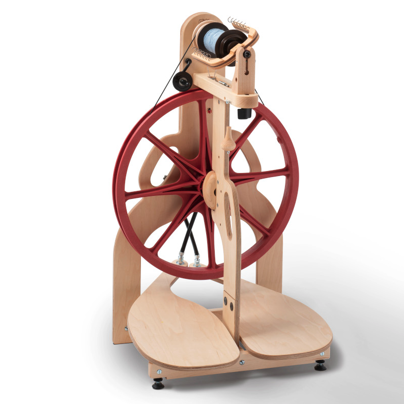 Ladybug Spinning Wheel Schacht Spindle Company