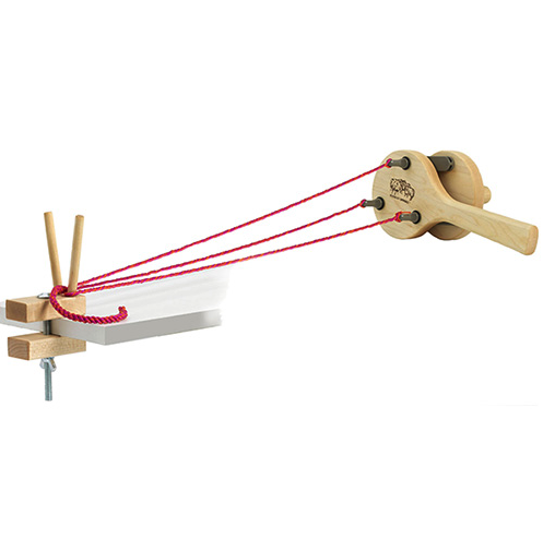Incredible Rope Machine