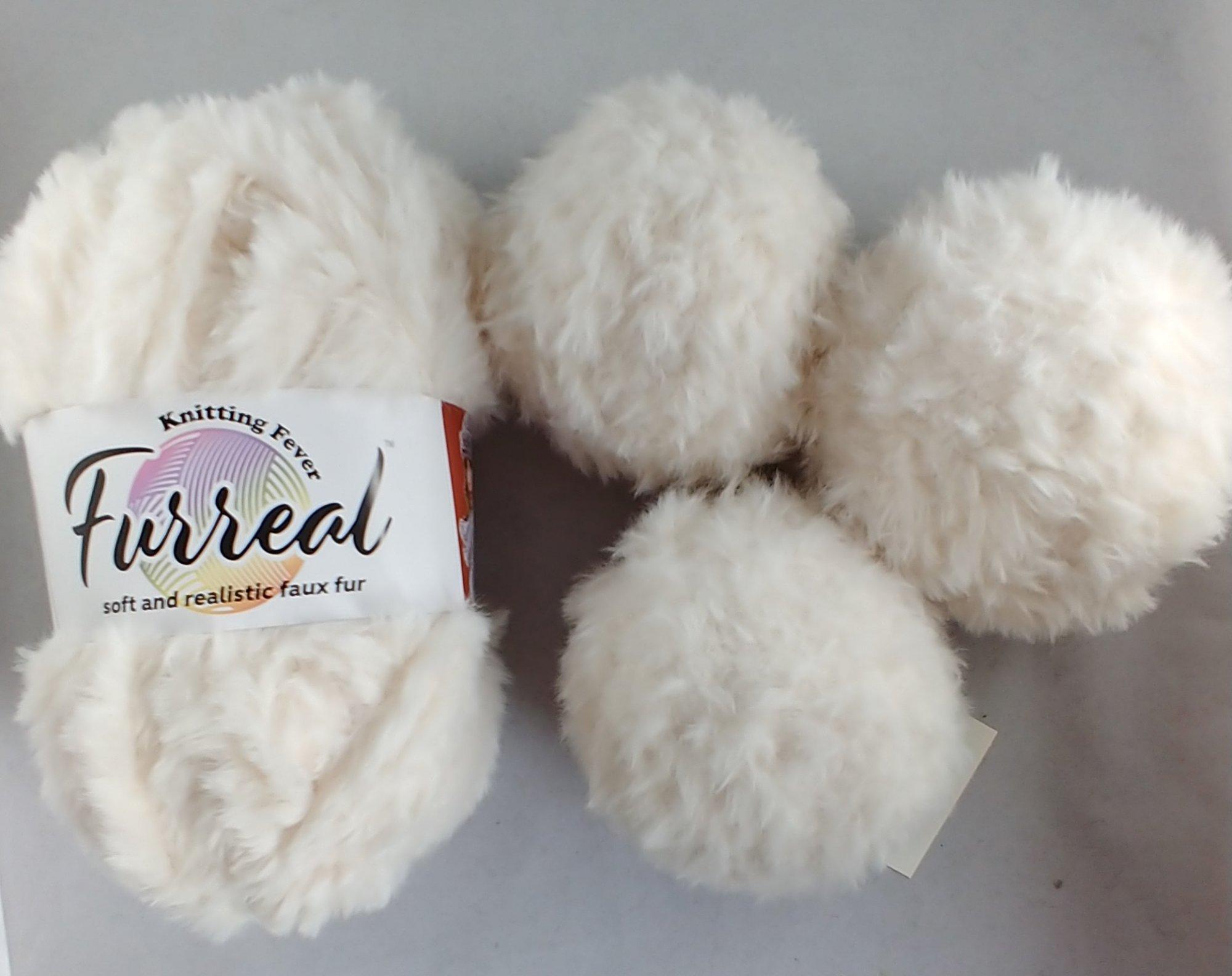 Indoor Snowball Fight Crochet Kit