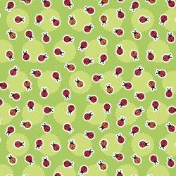 Ladybugs Leaf