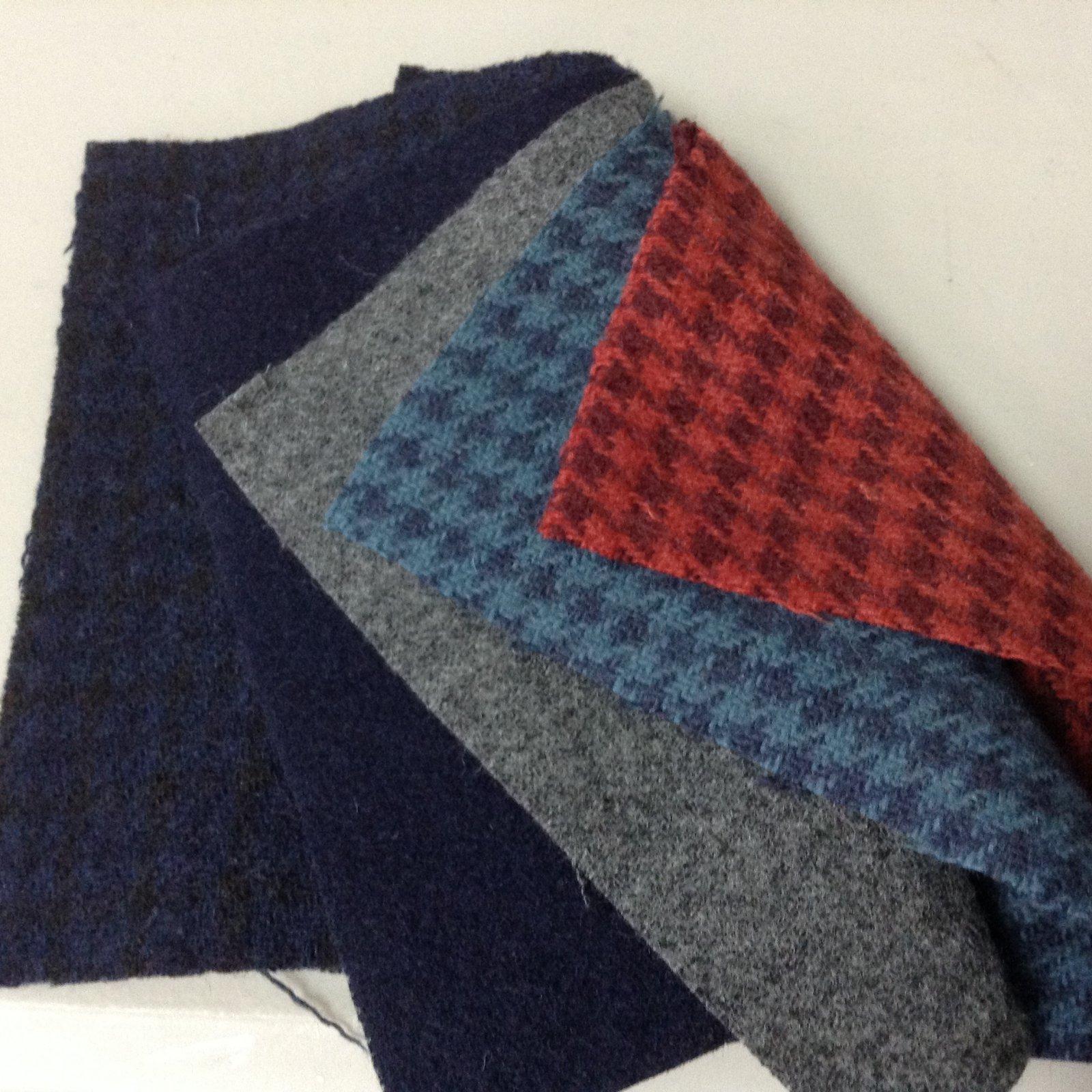 Wool 5 Squares-5 pc.