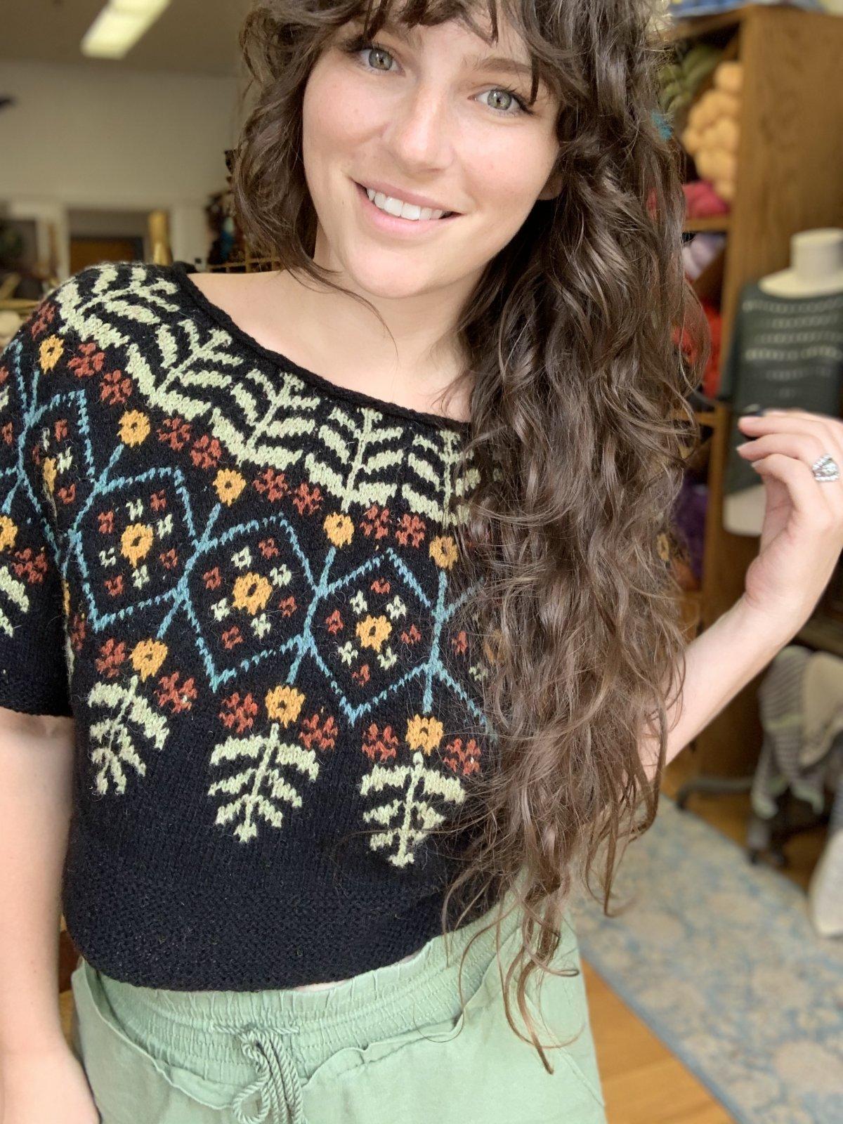 Carlina Sweater Kit