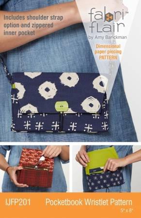 Pocketbook Wristlet