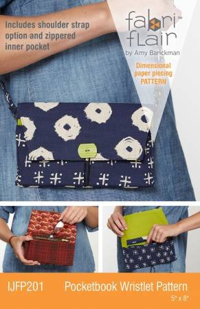 Pocketbook Wristlet