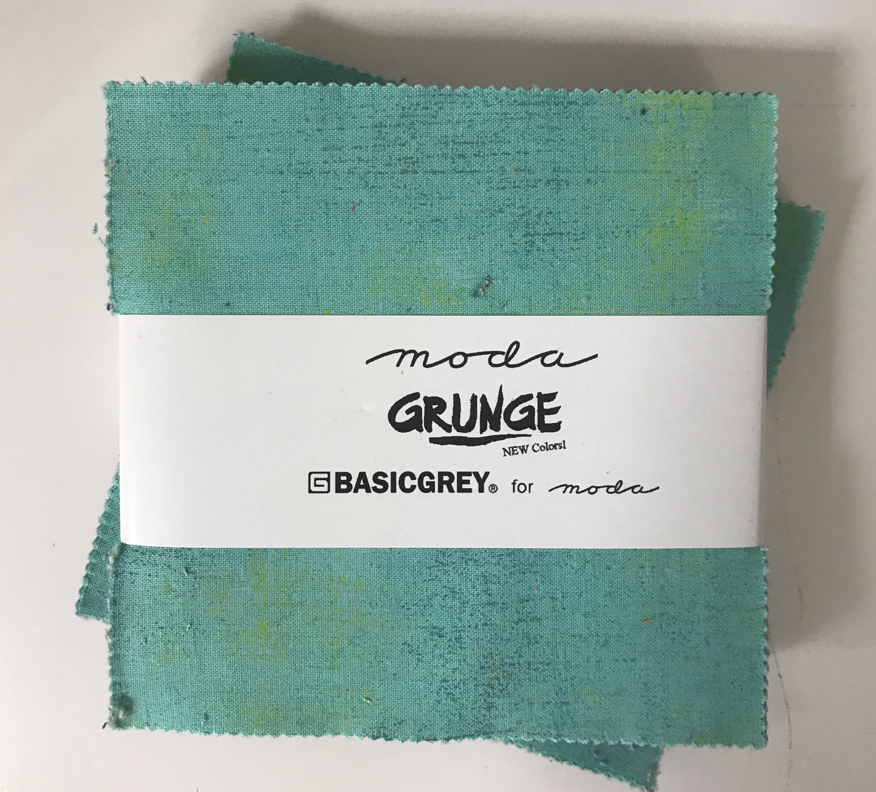 Grunge Basics 2016 new colors