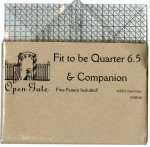 Fit to be Quarter 6.5 & Companion