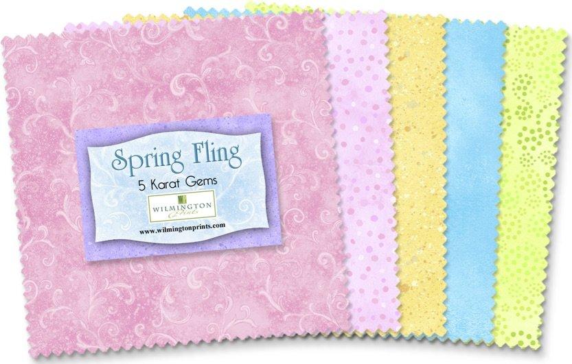 Spring Fling 5 Sqs