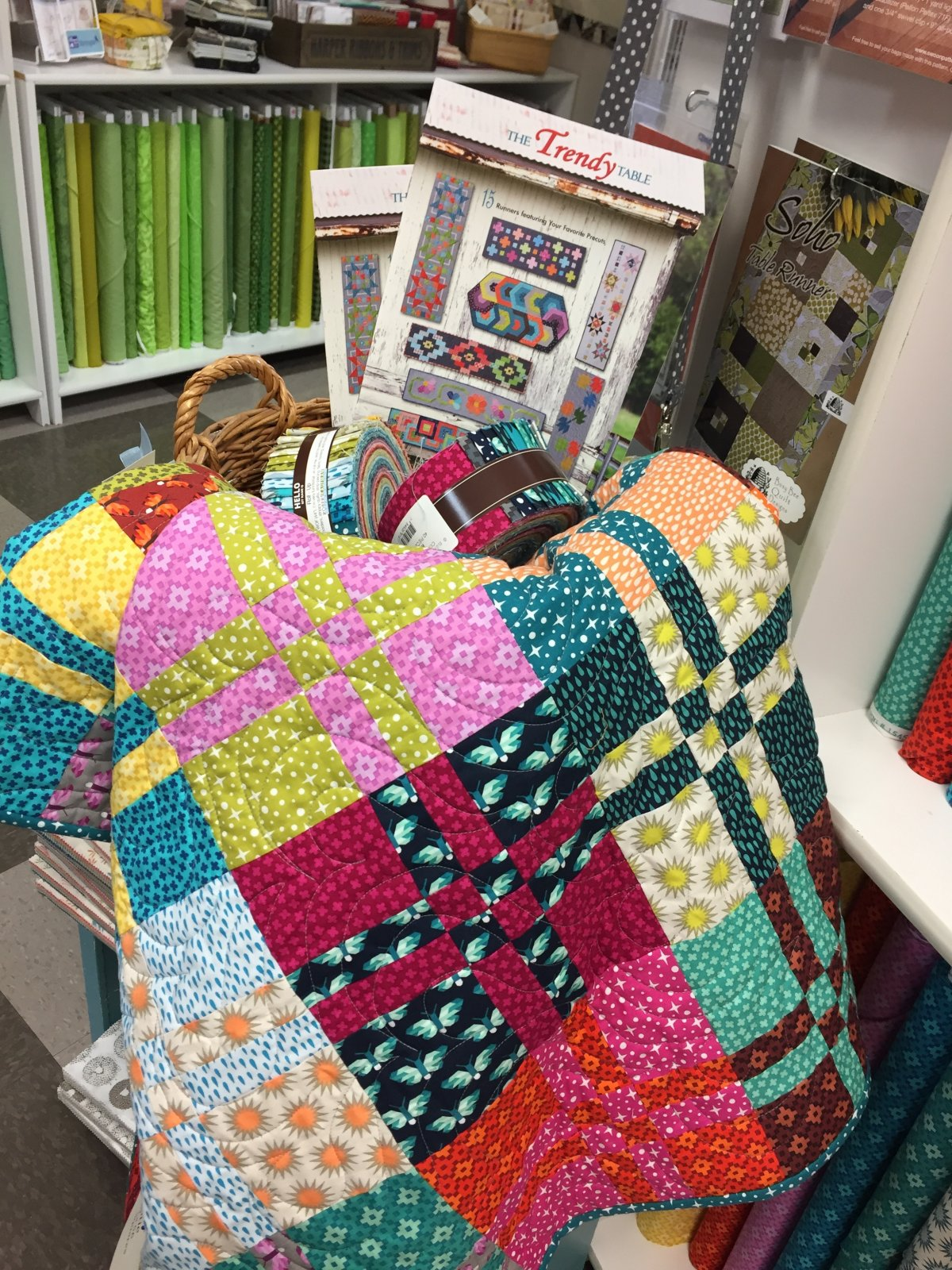 All about patchwork and quilting, quilting: a selection of sites