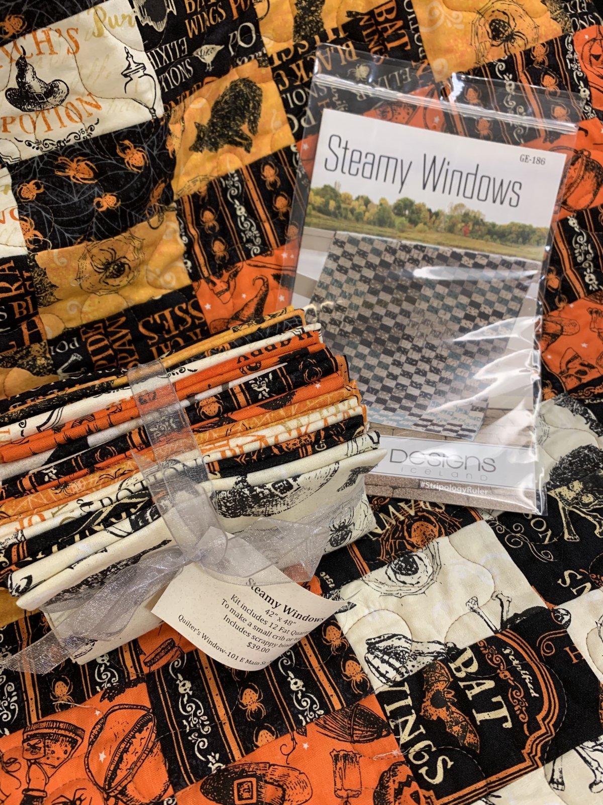 Steamy Windows Kit