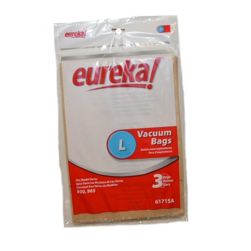 Eureka Bags L 3pk