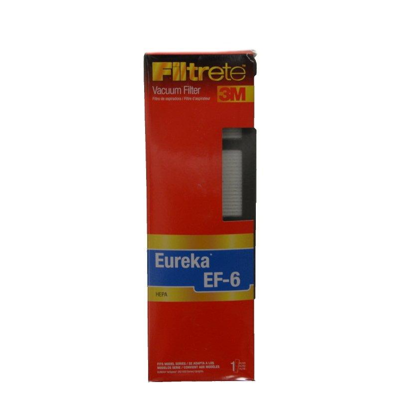 EUREKA FILTER, EF6 3M FILTRETE AS1000 AIRSPEED HEPA