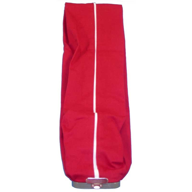 Eureka bag, commercial cloth, latch-on, zipper, repl.