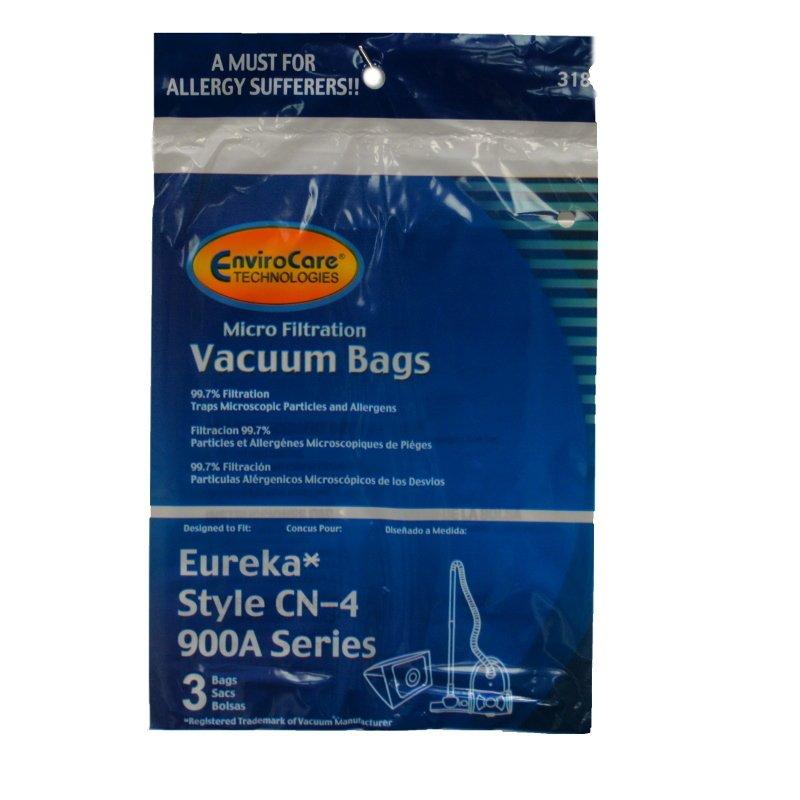 Eureka Bags CN4 3pk, repl