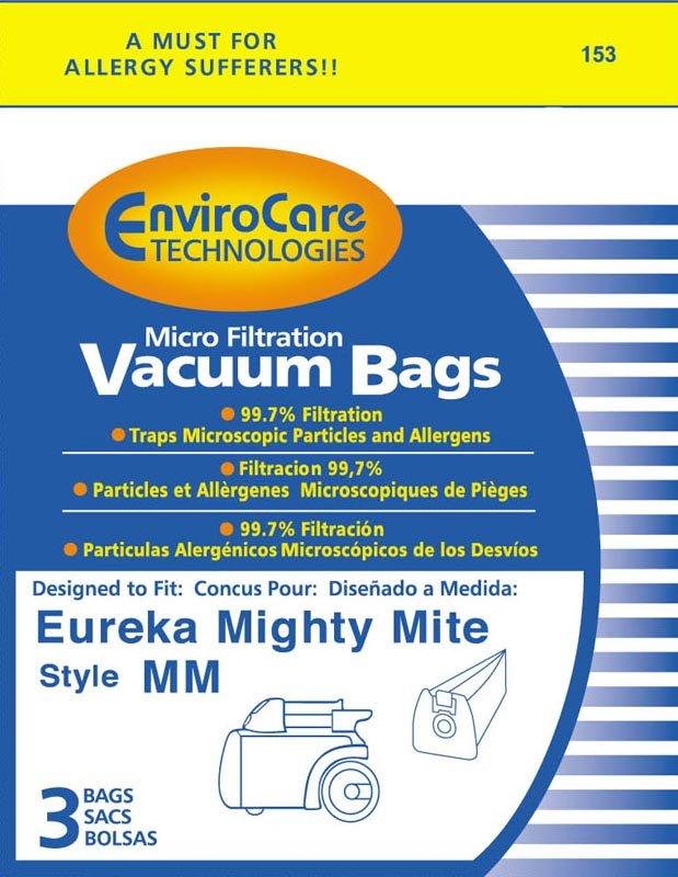 Eureka Bags MM 3pk. micro-repl