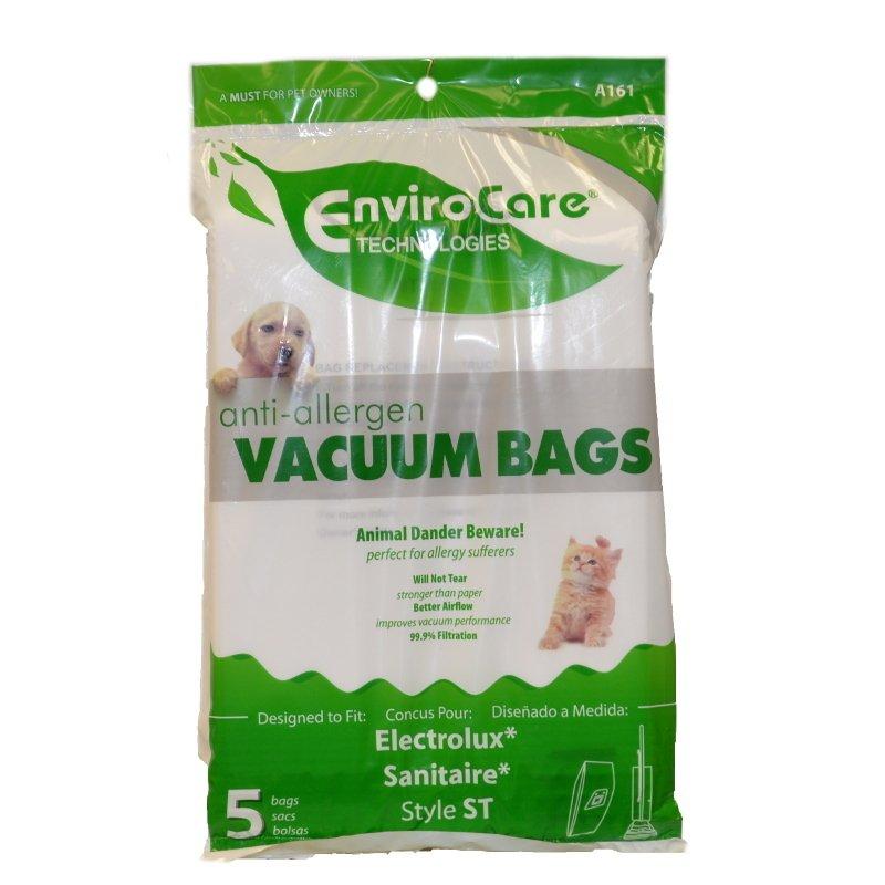 Eureka bags, ST, allergen, 5pk, repl.