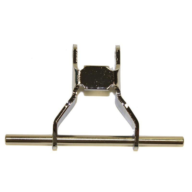 Royal axle, rear w/screw adjustment