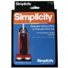 Simplicity filters, synchrony, SCRP