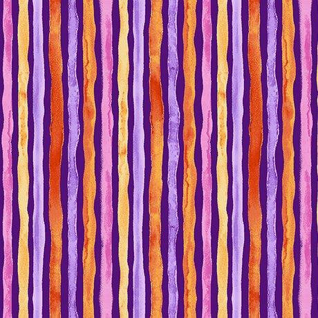 Soiree Watercolor - Purple