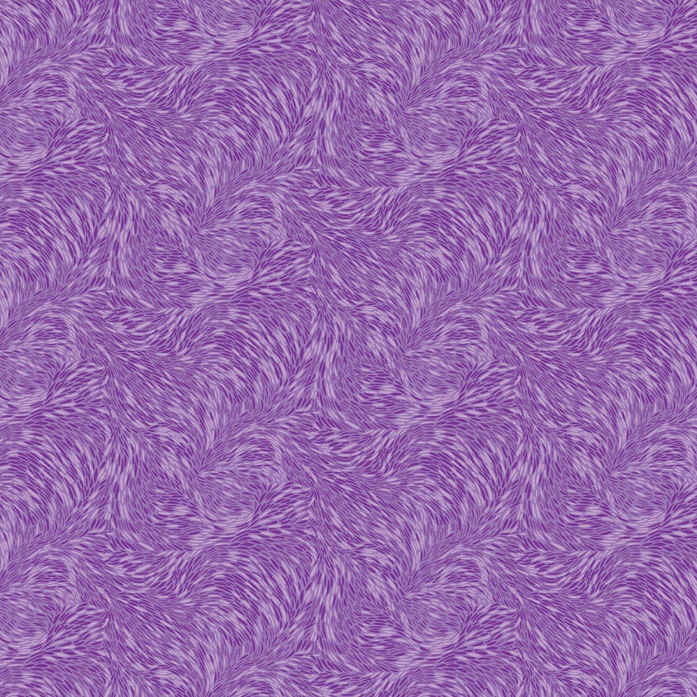Sun - Purple Seed Scrolls