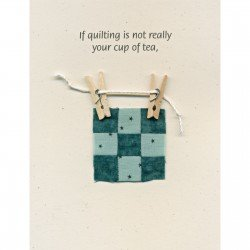 If Quilting Isn't Card