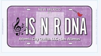 RXR 2018 - License Plate