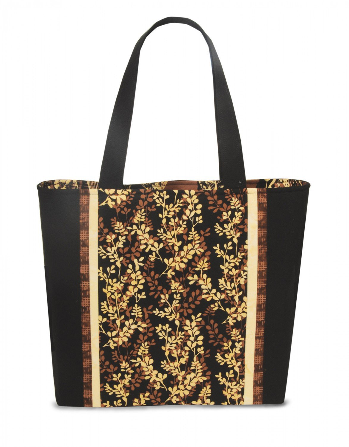 Fiji Tote Woodlands (Made)